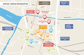 lincoln city map plans for 25m transport hub to regenerate lincoln city centre