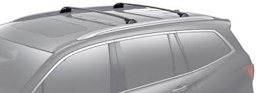 2016 2017 honda pilot cross bar roof rack walmart com