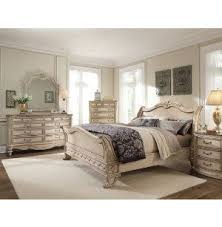 Empire II Parchment Collection Master Bedroom Bedrooms Art - King size bedroom sets art van