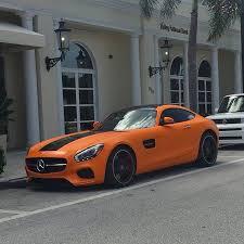 mercedes amg orange matte orange amg gt by autokulture cars mercedes