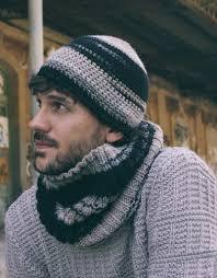 modelos modernos para gorras tejidas con картинки по запросу bufandas tejidas para hombre con gancho