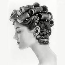 Roller Set Hairstyles Finger Wave And Roller Set Cosmetology Empirebeautyschool Salon