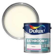 dulux bathroom ideas dulux bathroom pure brilliant white soft sheen emulsion paint 2 5