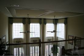 Twostory Family Room Curtain Ideas And What To Do With That Wall - Curtains family room