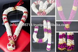 india wedding flower garlands india wedding flower garlands