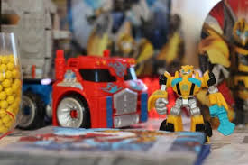 transformers party rescue bots and transformers birthday party happy and blessed home