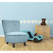 Turquoise Chair Jump And Dream Mini Slipper Chair Your Choice In Style Walmart Com