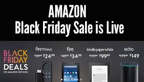 black friday amazon echop black friday 2015 sale launched with 34 99 fire