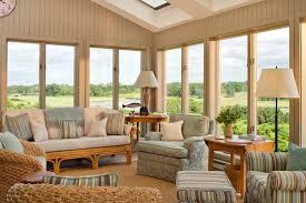 layout sun porch furniture ideas