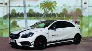 mercedes a45 road test mercedes a45 amg the national