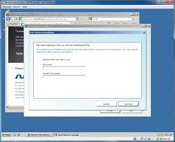 installing wordpress 2 9 2 on windows server 2003 using