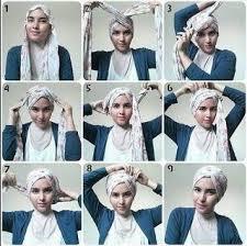 tutorial pashmina dian pelangi kumpulan tutorial hijab modern sporty ala dian pelangi