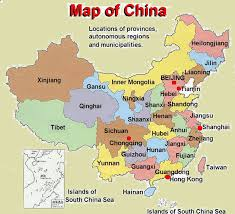 Chongqing China Map by China Travel Silk Road Tour Chinese Ancient Capital Cities Tour