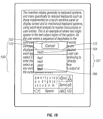 systems administrator resume examples patent us7880730 keyboard system with automatic correction patent drawing