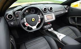 Ferrari California T Interior 2014 Ferrari California Cars Magazine