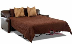Brown Leather Sofa Bed Calgary Leather Queen By Savvy Is Fully Customizable By You