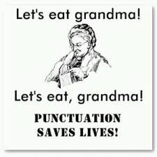 Comma Meme - 13 hilarious memes about the importance of grammar