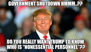 Shutdown Meme - image tagged in government shutdown imgflip