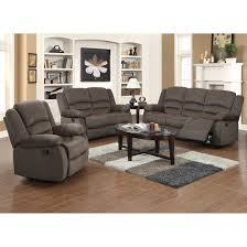 2 Seat Leather Reclining Sofa by Beautiful Leather Reclining Sofa Set 74 About Remodel Sofa Table