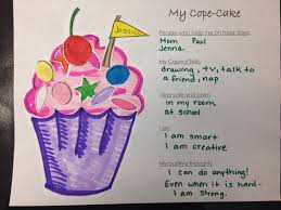 cool ways to write your name on paper best 25 coping skills activities ideas only on pinterest list cope cake activity part of a coping skills activity packet make a small
