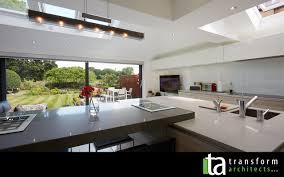 modern kitchen extensions open plan kitchen modern normabudden com