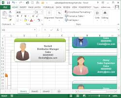 Org Chart Template Excel Create Organizational Charts In Excel