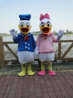 cheap donald duck costume free shipping donald duck