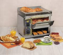 Rotary Toaster Conveyor Toaster For Breakfast Buffet Ct 540 B Catering