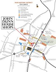 New Mexico On The Map Getting Here Shopping In Taos New Mexico Welcome To The John