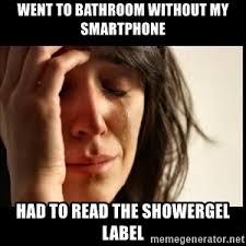 First World Problem Meme - first world problems meme generator