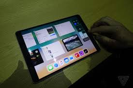 apple u0027s new 10 5 inch ipad pro is a more efficient multitasking