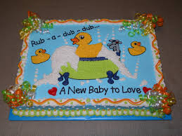 rubber ducky baby shower cake rubber duck baby shower on cake central baby duck