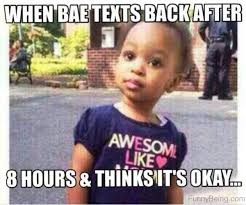 Text Back Meme - 93 bae memes for you