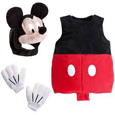 18 Months Halloween Costumes Disney Mickey Mouse Halloween Costume Size 12 18 Months Infant