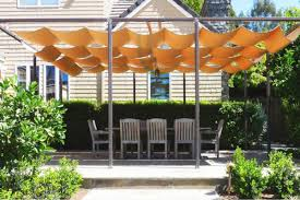 inexpensive patio shade ideas simple backyard ideas with