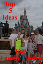 top 5 ideas for great family photos at walt disney