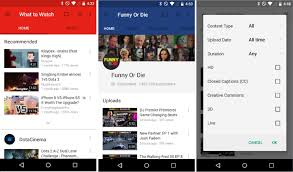 download youtube red apk youtube for android gets its material design makeover