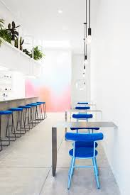 Manicure Bar Table Color Camp Manicure Bar J Byron H Archdaily
