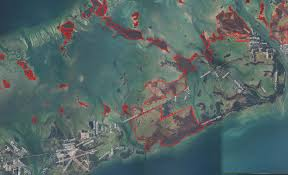 Map Key West Control Methods Florida Keys Mosquito Control District