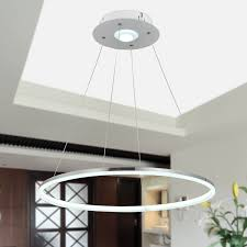 Acrylic Ceiling Light Modern Nature White Led Acrylic Pendant Light Remote