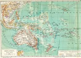 Map Of Pacific Ocean Pacific Island Map Theatre Props South Pacific Pinterest