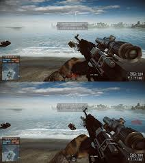 russian scope mount position is wrong on weapons battlefield 4 cte