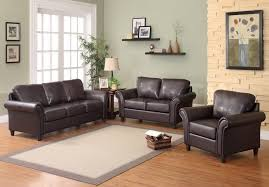 Brown Leather Sofa And Loveseat Beige Leather Sofa Decorating Ideas Centerfieldbar Com