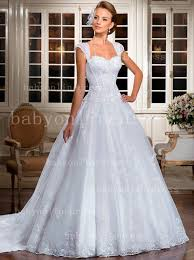 wedding dresses wholesale wholesale lace gowns bridal white sweetheart cap sleeve princess