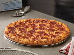want pepperonis spread evenly on your pizza domino s just got the
