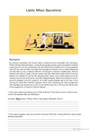 Esl Homonyms Worksheet 7 Free Esl Little Miss Sunshine Worksheets