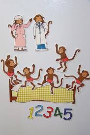 No More Monkeys Jumping On The Bed Song Best 25 Five Little Monkeys Ideas On Pinterest Five Little
