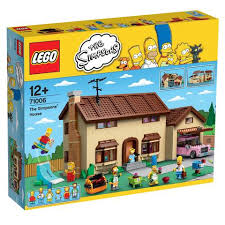 target creator lego black friday lego the simpsons house 71006 target