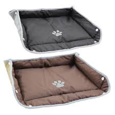 Folding Cushion Bed Me U0026 My Pet Waterproof Folding Dog Cat Bed Mat Pillow Cushion Seat