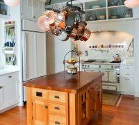 pot rack ideas kitchen traditional with eating in kitchen pot rack